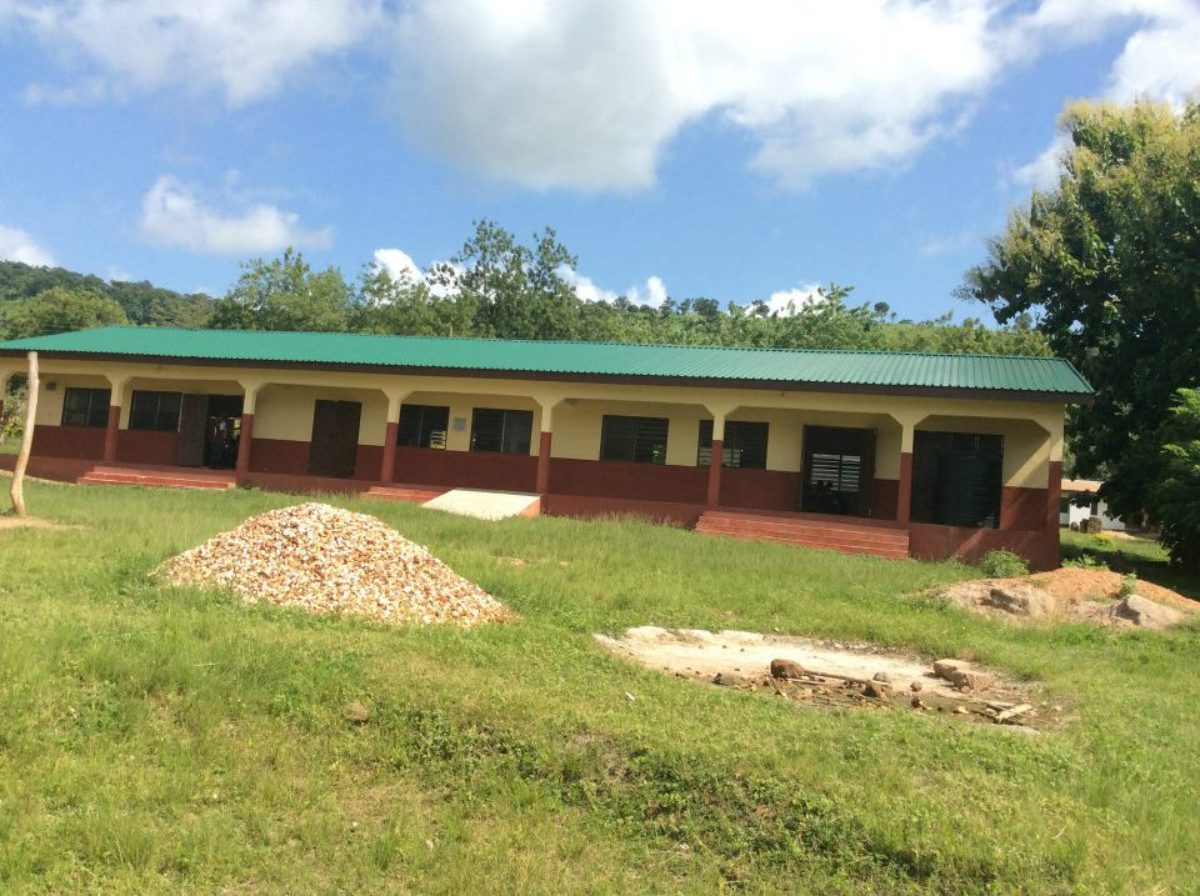 Tanyigbe School Project