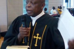 The Ewe Churches In Washington Metro Area Celebrate Second Unification Service.
