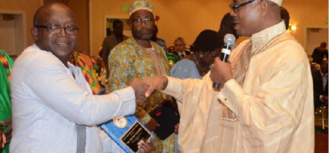 Ewe association of North America raises funds to improve healthcare in Ghana